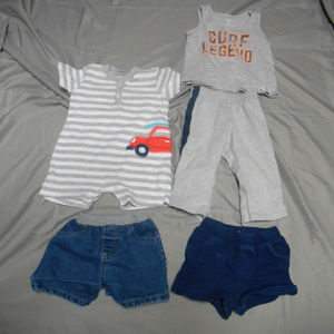 Other - Lot of 5 pieces 9 months boys clothes